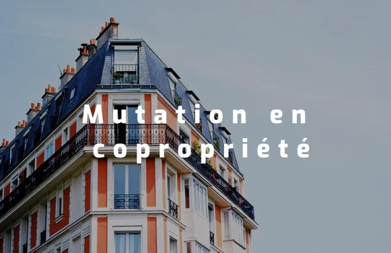Réaliser un état daté de mutation en copropriété